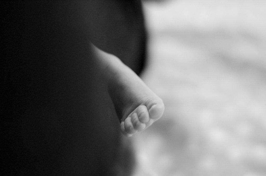 Jolie Zoé • Photos de naissance
