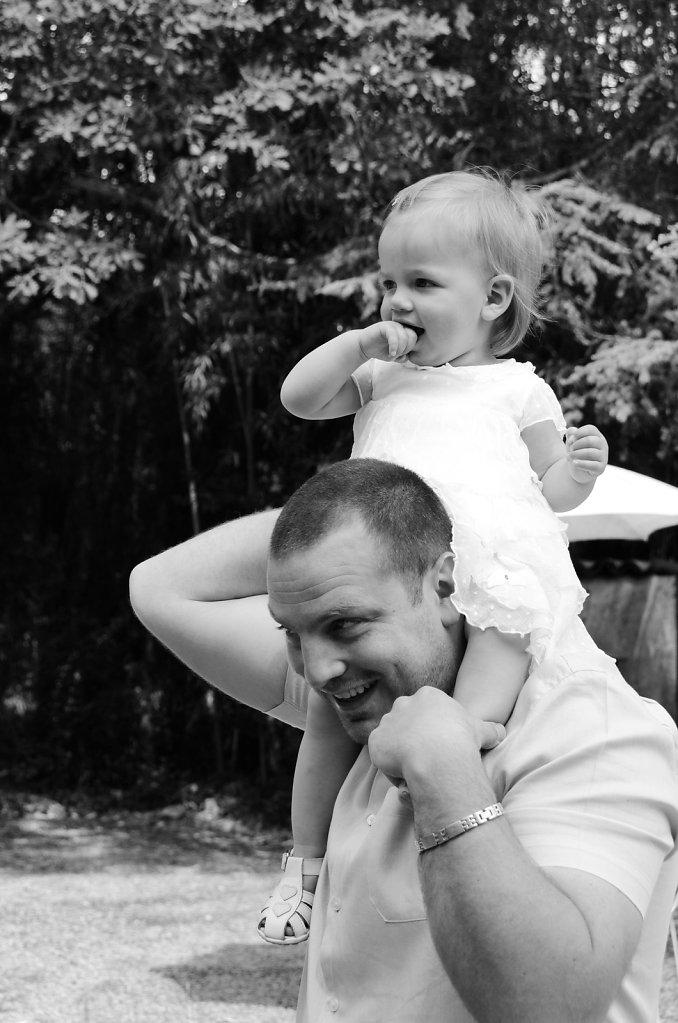 Baptême Elsa et Paul