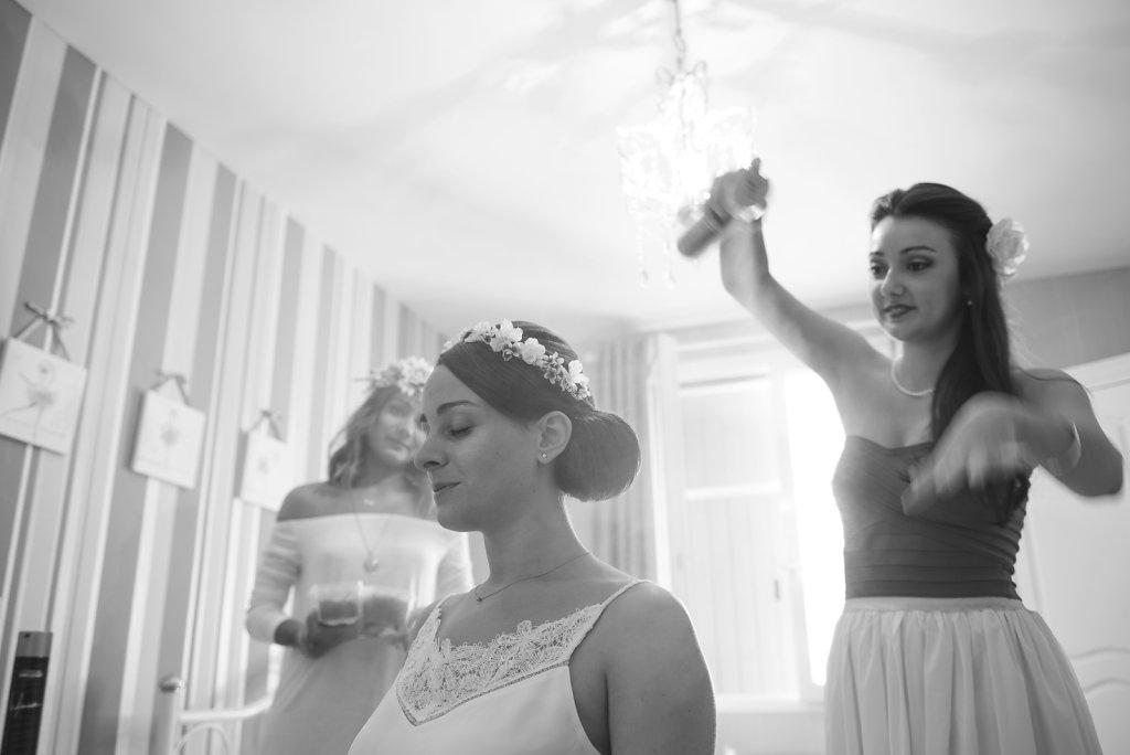 RETRO CHIC WEDDING
